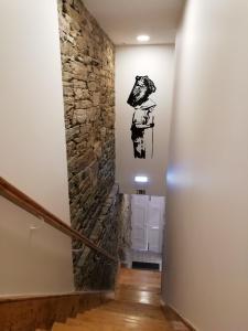 Uma casa de banho em Hostel Douro Backpackers