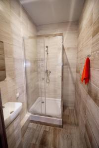 Ein Badezimmer in der Unterkunft RABISON