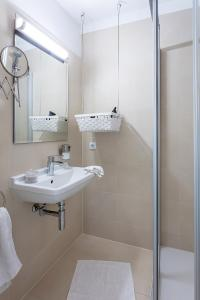 Ein Badezimmer in der Unterkunft Getreidegassen Appartements