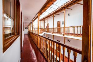 Un balcón o terraza de Cusco Plaza Saphi