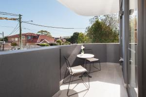 A balcony or terrace at ROSE BAY RESIDENCE