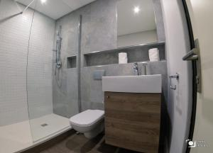iKon Self Catering tesisinde bir banyo