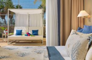 Cama o camas de una habitación en Gran Oasis Resort
