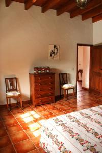 Zona de estar de Casa Rural los Ajaches