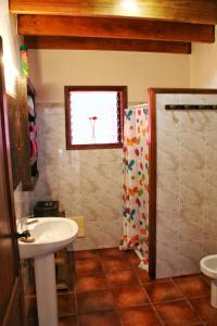 Un baño de Casa Rural los Ajaches