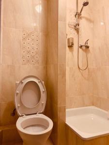 Ванна кімната в Готельно-ресторанний комплекс «Галицький замок»