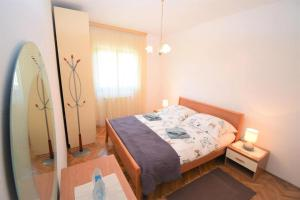 Letto o letti in una camera di Apartment Vita