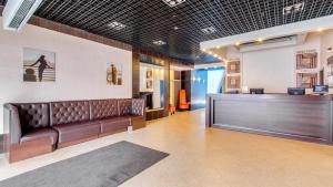 Лобби или стойка регистрации в Отель Инсайд Бизнес Румянцево
