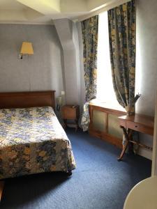 Un ou plusieurs lits dans un hébergement de l'établissement LE CABOUILLET