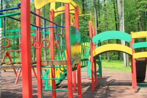 """Children's play area at """"VICTORIA VILLAGE"""""""