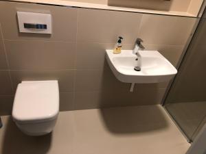 Koupelna v ubytování Prague Old Town Luxury Residence