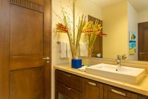 A bathroom at V Azul Vallarta - Luxury Vacation Rental Adults Only