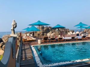 The swimming pool at or close to Thaproban Pavilion Resort and Spa - Level 1 Safe & Secure