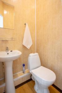 Ванная комната в Гостиница Русское Подворье