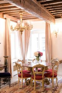 Restavracija oz. druge možnosti za prehrano v nastanitvi AB Ljubljana - The Residence