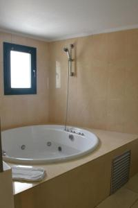 A bathroom at Villa Orion Hotel