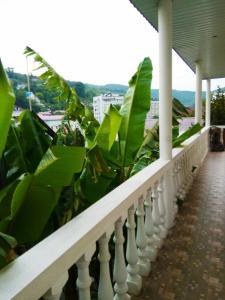 Балкон или терраса в Гостевой Дом Chinar