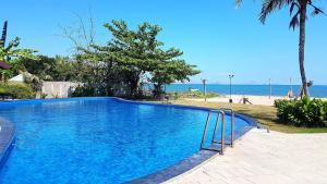 The swimming pool at or close to Luwansa Beach Hotel