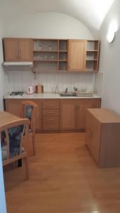 Kuchyňa alebo kuchynka v ubytovaní Comfort in the heart of Košice