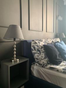 Część wypoczynkowa w obiekcie Apartament Młyńska