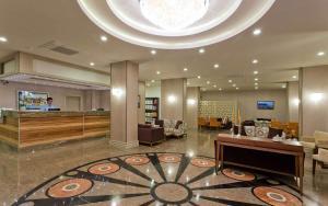 Lobby/Rezeption in der Unterkunft Gardenia Hotel