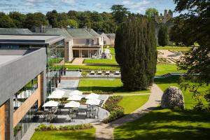 A view of the pool at Castlemartyr Resort Hotel or nearby