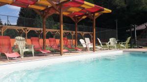Bazén v ubytovaní Simply Relax - Chopok alebo v jeho blízkosti