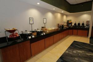 A restaurant or other place to eat at Fairfield Inn & Suites by Marriott San Antonio Downtown/Alamo Plaza