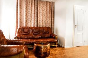 Posedenie v ubytovaní VILLA CENTRUM APARTMÁNY