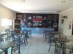 A restaurant or other place to eat at Hotel Boa Viagem