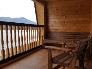 Балкон или терраса в Ару-Кёль
