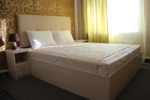 Кровать или кровати в номере Hotel Diamant