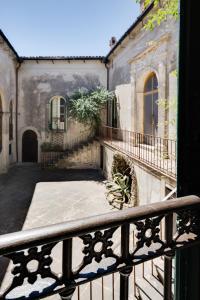 Balcone o terrazza di Castello Di Caccuri Suites