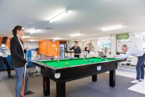 A pool table at City Lodge Accommodation