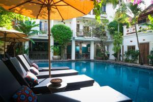 The swimming pool at or near Rambutan Resort – Siem Reap