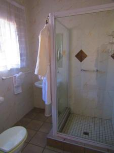 A bathroom at Welcome Guest House