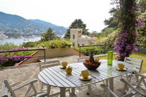Balcone o terrazza di Villa Chichizola