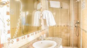 Un baño de Hotel Albero