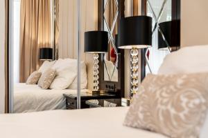 Istumisnurk majutusasutuses Baltic Beach Hotel & SPA