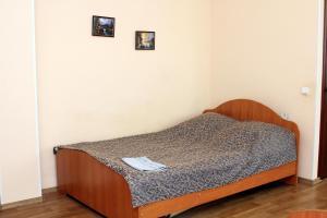 Кровать или кровати в номере Гостевой дом Башкирия