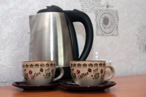 Принадлежности для чая и кофе в Гостевой дом Башкирия