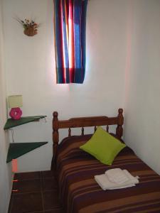 Una cama o camas en una habitación de Cabañas Esferas de Cristal