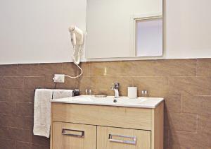 Bagno di BB Hotels Aparthotel Visconti