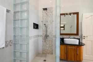 Ванная комната в Calm Sorento