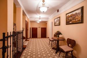 Hol lub recepcja w obiekcie Hotel Hubertus Rzeszów