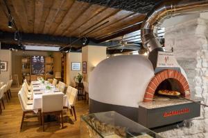 Restoran või mõni muu söögikoht majutusasutuses Kreutzwald Hotel Tallinn