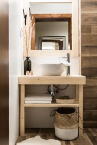 A bathroom at Villa Vita