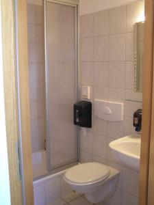 Bagno di Hotel Alt Vinnhorst