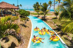 Uma vista da piscina em Enotel Acqua Club - All Inclusive ou nos arredores