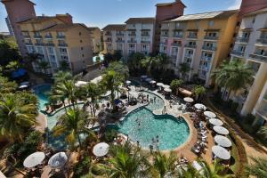 Uma vista da piscina em Thermas de Olímpia Resorts by Mercure ou nos arredores
